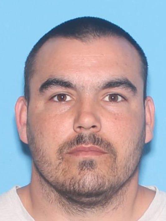 Amber Alert suspect - Lawrence Halamek