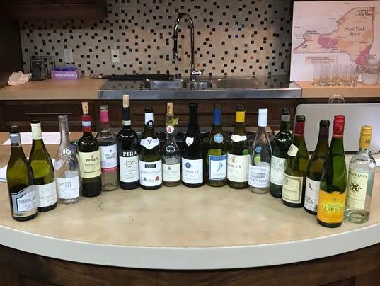 WSET wines