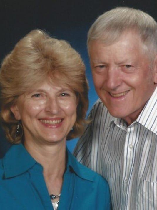 Anniversaries: Lee Eisenschenk & Elaine Eisenschenk