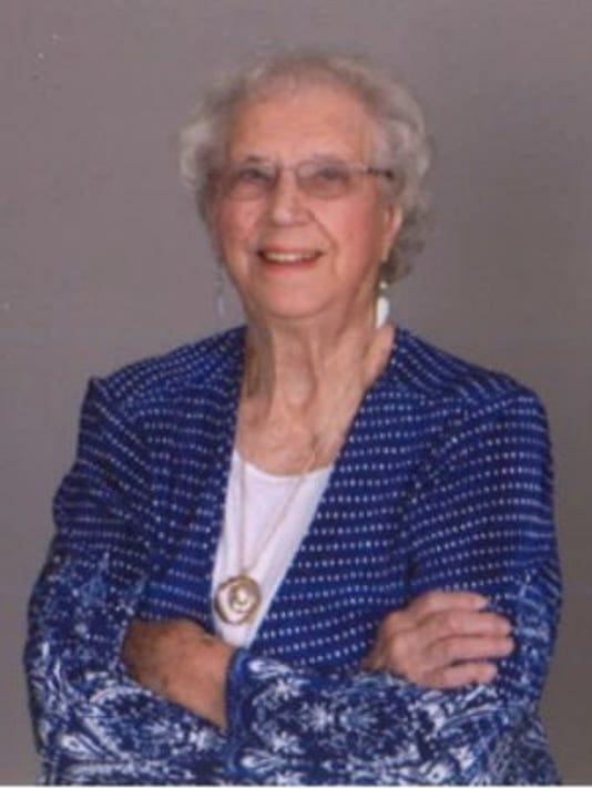 Birthdays: Doris Thyberg