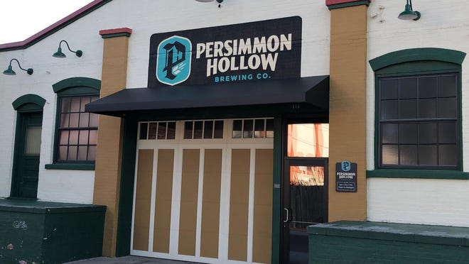 Persimmon Hollow Brewing Company in downtown DeLand had two of its employees test positive for the coronavirus and subsequently shut down for one day to allow extra cleaning and rapid testing for employees.
