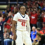 Ole Miss' Stefan Moody won the Howell Trophy for the second-consecutive season on Monday.