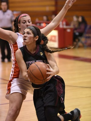 Senior guard Taylor Rodriguez and third-seeded Wayne Hills will play No. 2 Kennedy in the semifinals of the Passaic County tournament on Saturday.
