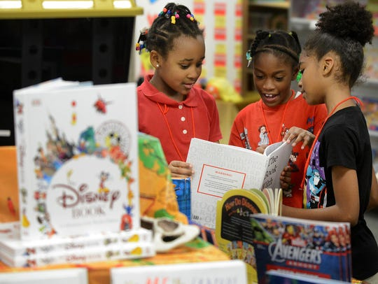 Test scores for students across JMCSS schools have already begun to improve in less than two years of the district overhauling the curriculum.