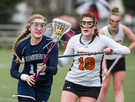 F-F Highlights: Trojan girls suffer near miss in lacrosse