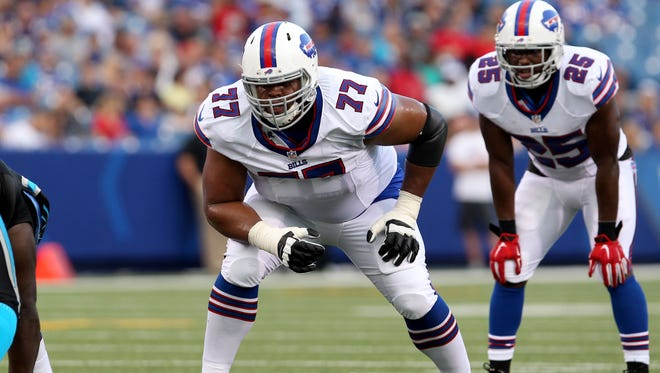 The trade for tackle Cordy Glenn took time for the Cincinnati Bengals and Buffalo Bills to put together.
