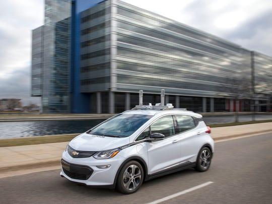 General Motors has begun testing fully autonomous development fleet vehicles on public roads in Michigan, starting with roads nearby the Technical Center in Warren.