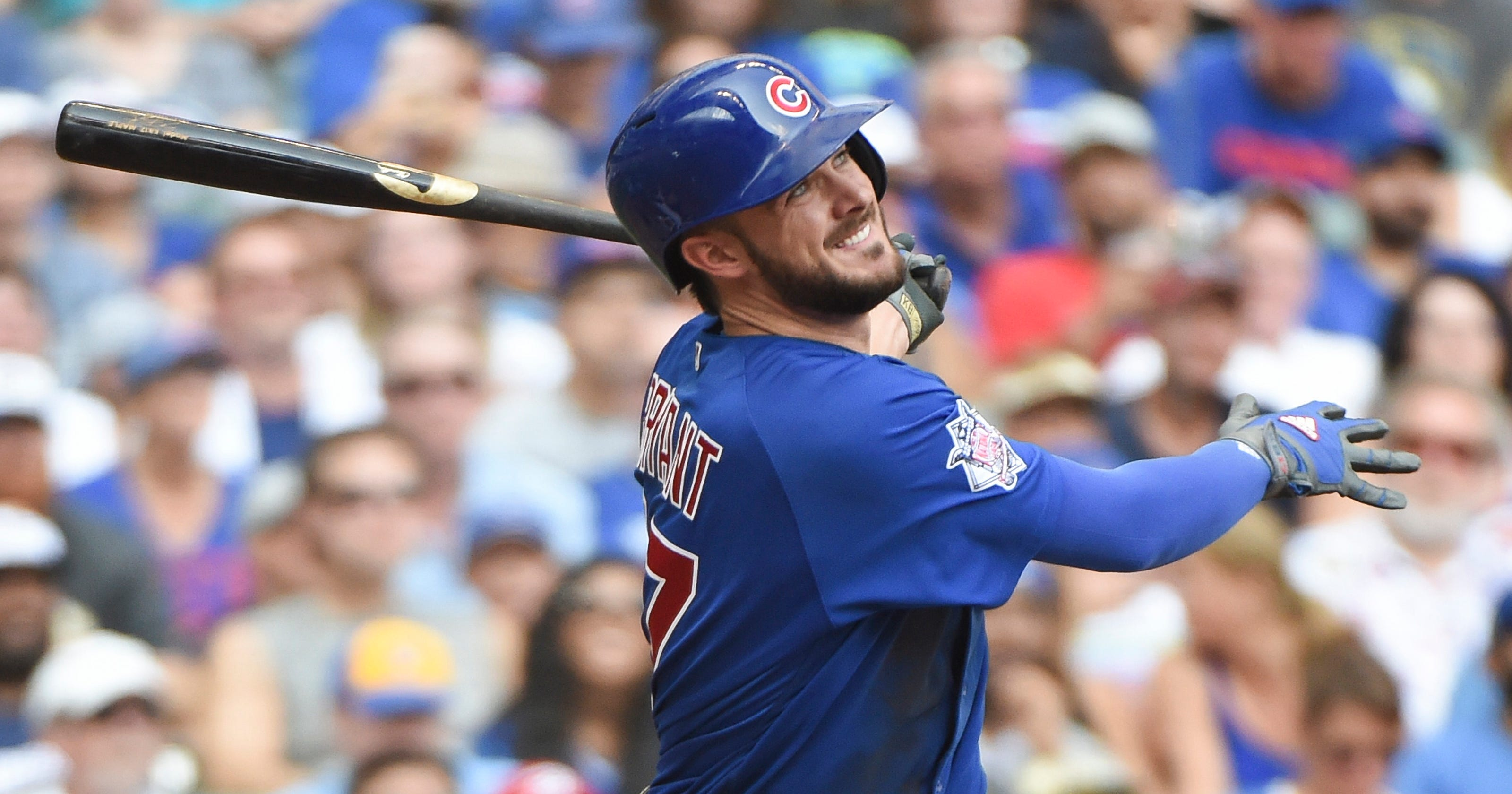 Cubs  Kris Bryant sets record with  10.85 million deal for first-year  arbitration player 127cea429