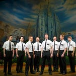 "The company of ""The Book of Mormon."""