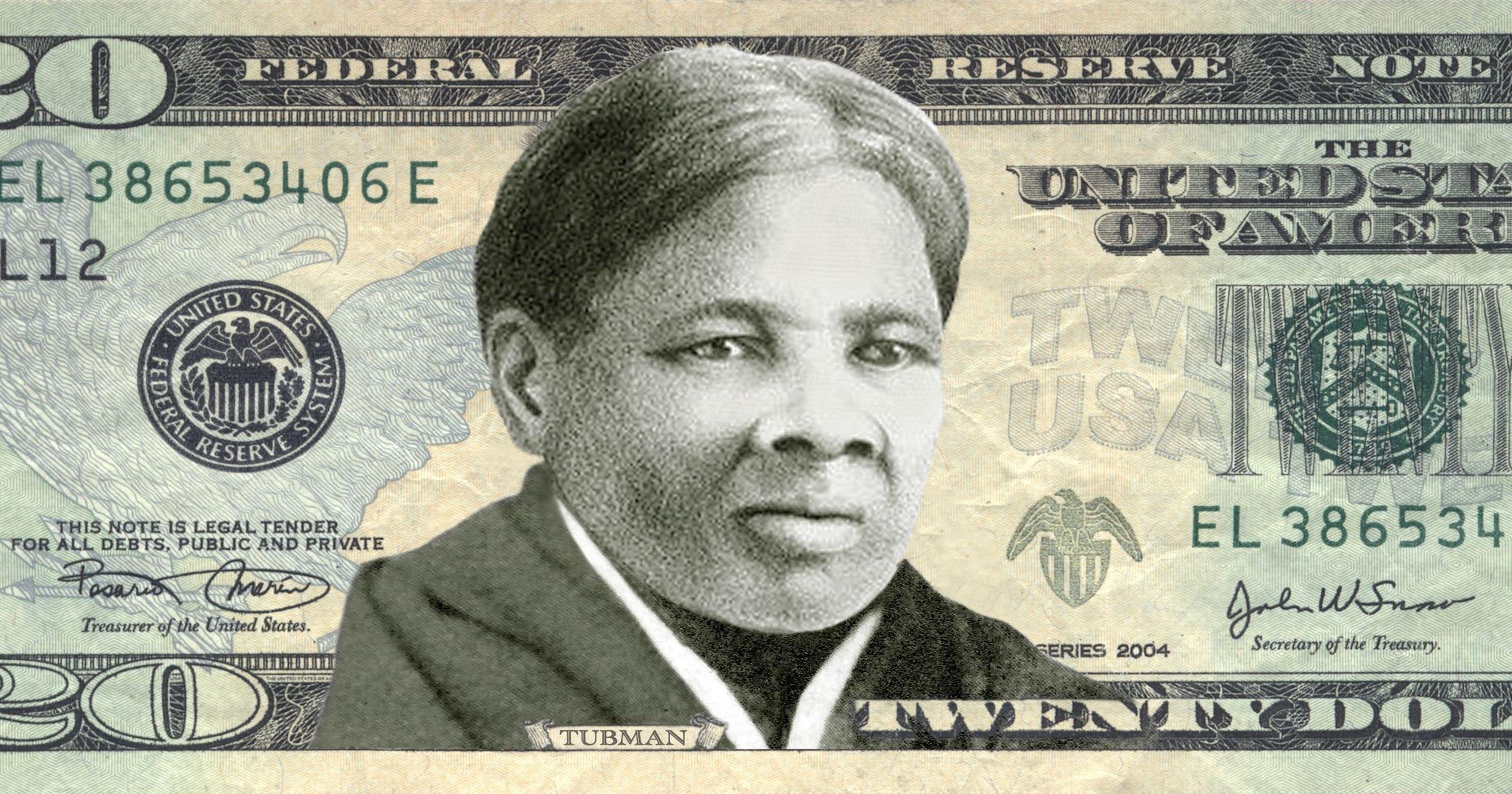 Trump Treasury Secretary says Harriet Tubman $20 bill release delayed 8 years