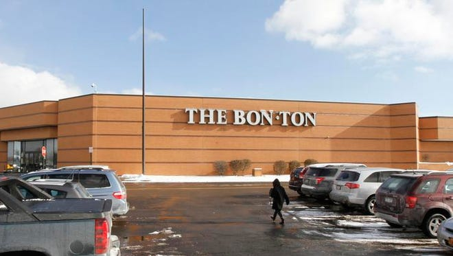 Former Bon-Ton at The Marketplace mall.