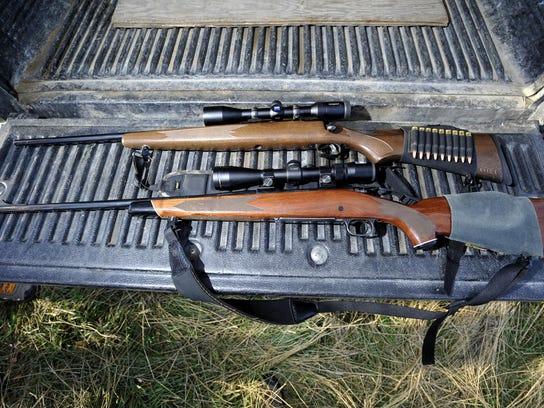tailgate Gun Show FAL 0409 Guns in Montana