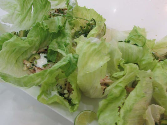 Pic 2 Lettuce Wraps