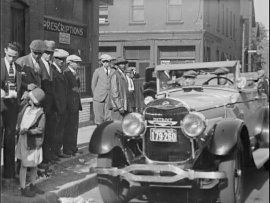 "The Detroit-filmed ""Eleven P.M."" from director Richard"