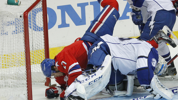 Because of injuries and recalls on defense and in goal, the Amerks season may be taking a nose dive.