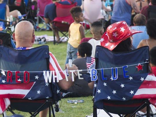 You can celebrate the Fourth of July by decking out in your best red, white and blue. Or you can do something to advance the cause of democracy in Arizona.