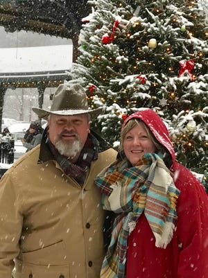 Former Fort Collins Police Chief John Hutto and his wife, Amy, have found a home in central New York.