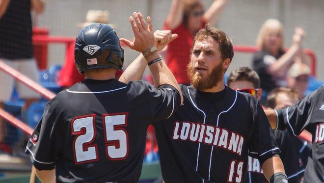 The UL Ragin' Cajuns will enter the postseason ranked No. 1 in the three top major national collegiate baseball polls.