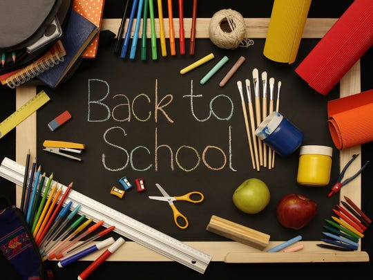 Back to School series.