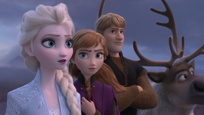 "A six-episode documentary examining the making of ""Frozen 2"" was released on Disney+ on Friday."