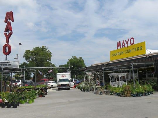 Mayo Garden Center has been a long-standing Bearden landmark.