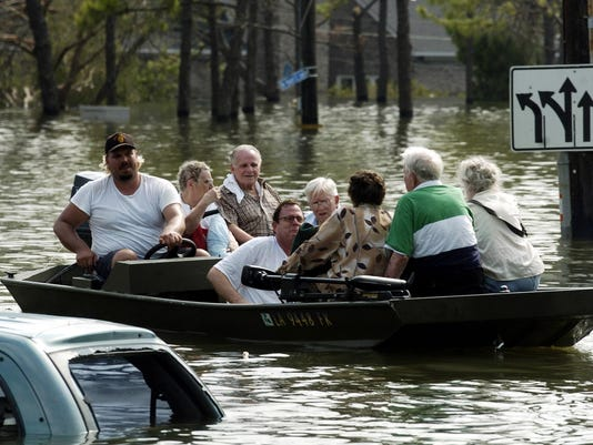 Hurricane Katrina 5th anniversary