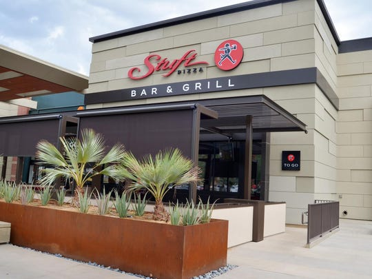 "Stuft Pizza, voted a ""Best Business"" by the chamber, also offers summer menu items at its locations."