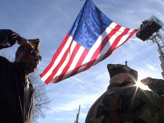 111113, ASB 1112 Veterans Day