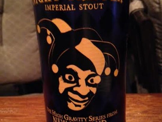 Night Tripper is a fine Imperial Stout