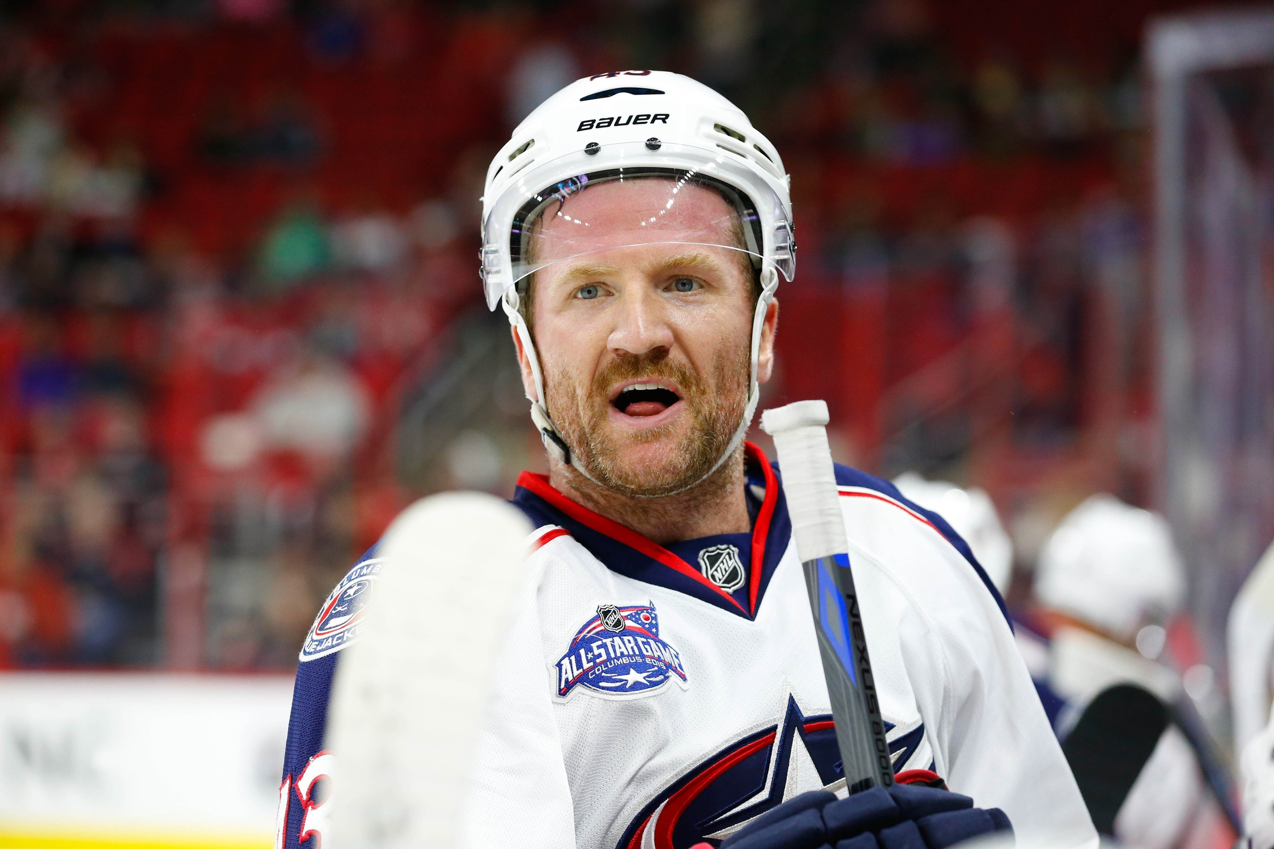 Scott Hartnell thanks Flyers fans for support through the years ...