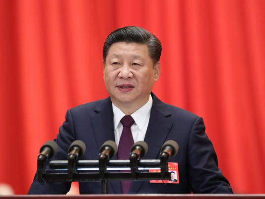China's Xi lays ground to rule for decades