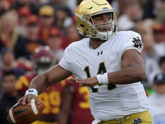 Deshone Kizer has all the measurable qualities. The question is, if he couldn't win at Notre Dame, can he do it at the next level?