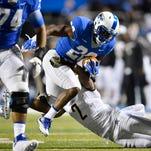 MTSU shakes off Vanderbilt, looks ahead to Syracuse