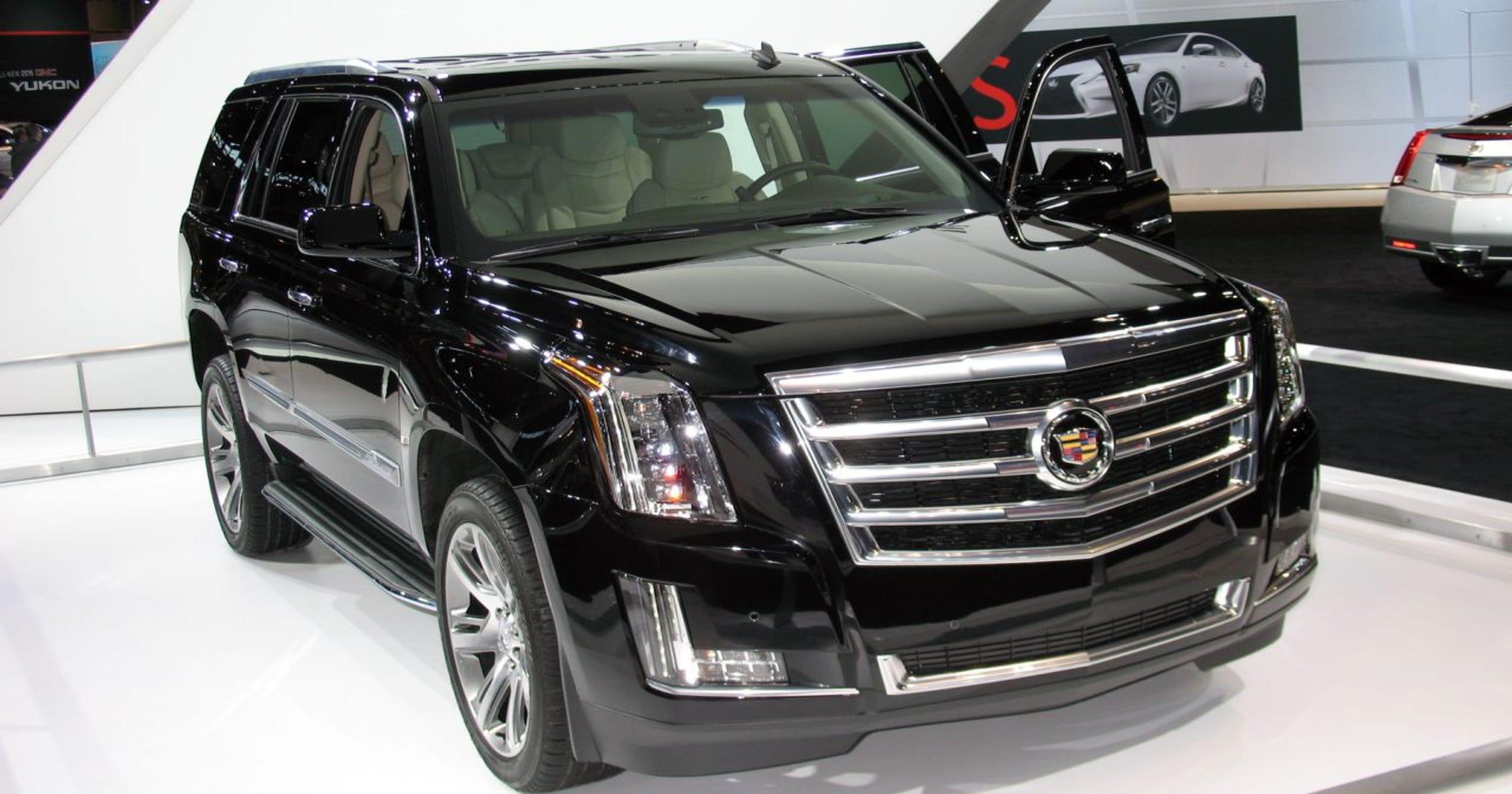Precise Craftsmanship 2015 Cadillac Escalade Suv