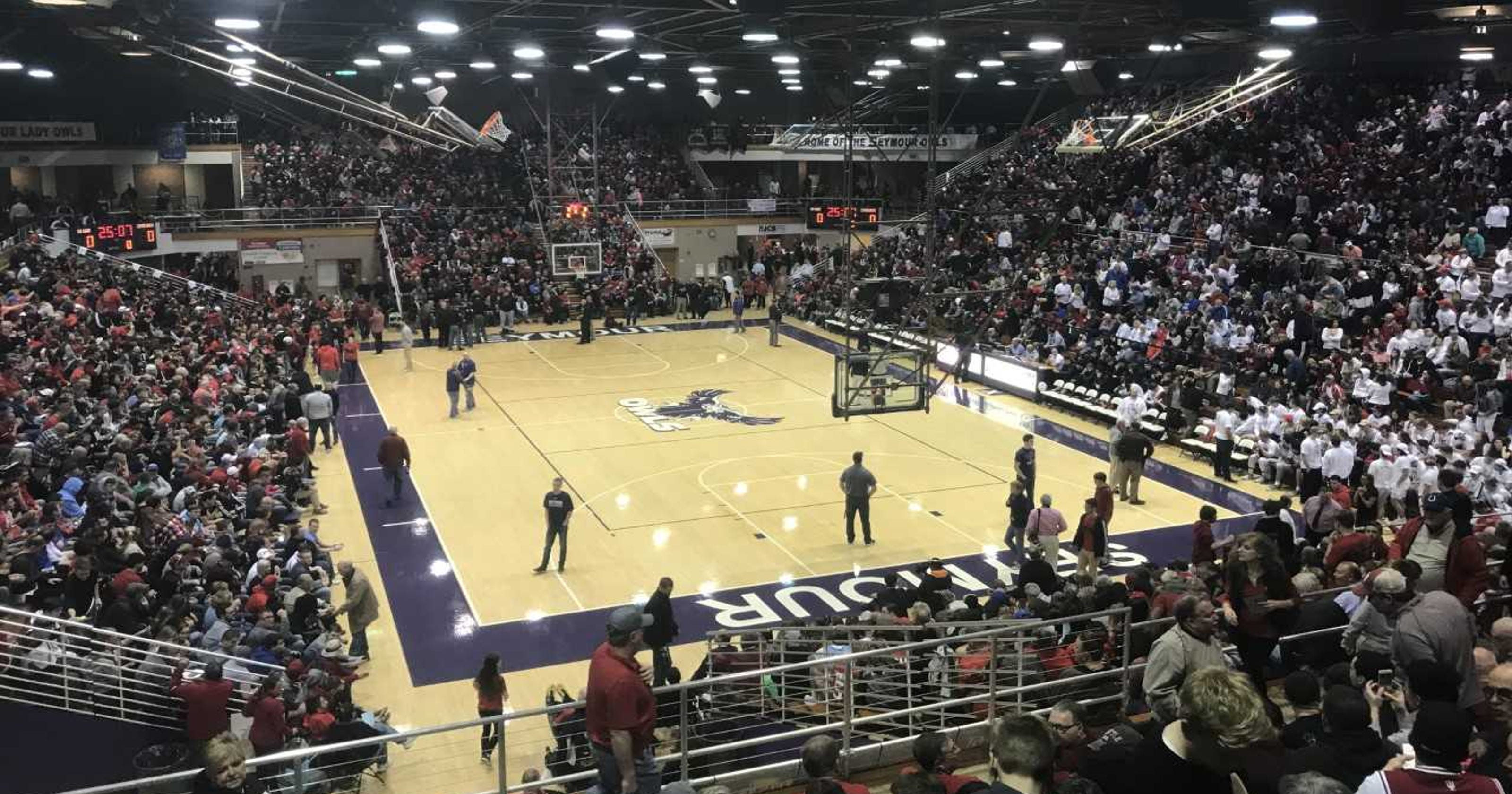 Romeo Langford effect: semistate nears sellout