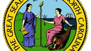 North Caroilna's state seal