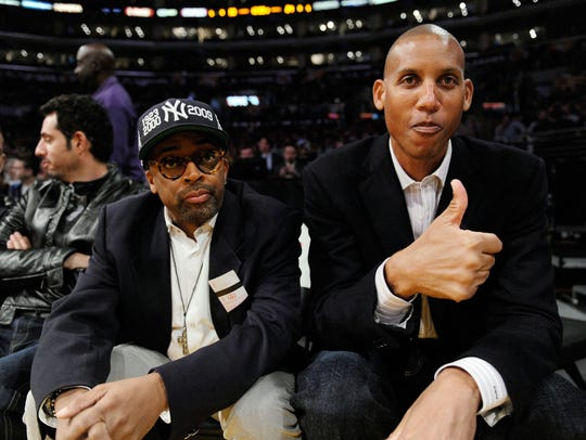 Reggie Miller and Spike Lee may be friends now, but