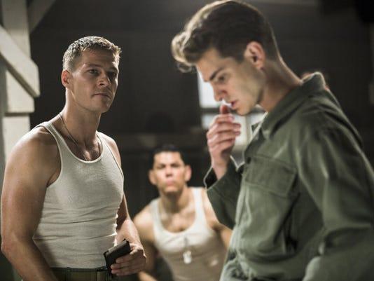 Luke Bracey in 'Hacksaw Ridge'