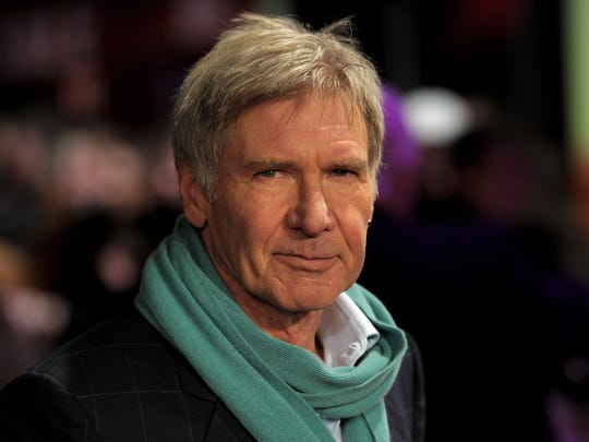 Harrison Ford will be honored at Celebrity Fight Night