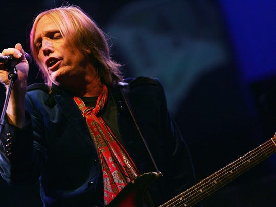 Tom Petty performs in 2005. Oct. 20 would have been