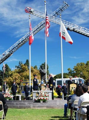 Ventura County Fallen Firefighters Memorial
