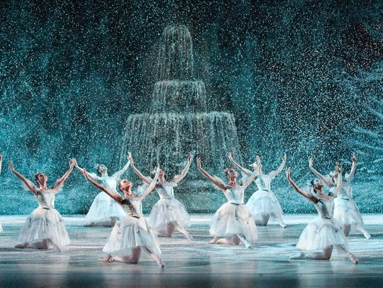 "Louisville Ballet's production of ""The Nutcracker"""