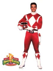 Austin St. John, the original Red Power Ranger, will be at the Corpus Christi Comic Con July 22-23 at the Richard M. Borchard Regional Fairgrounds.