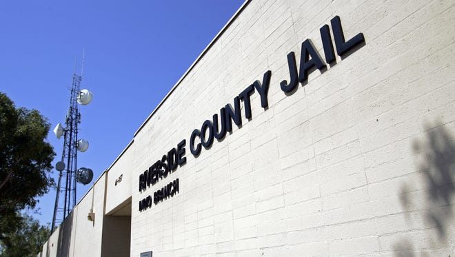 The Riverside County Jail in Indio