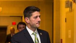 U.S. Rep. Paul Ryan, R- Wis.