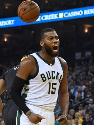 """""""Every game counts for us right now."""" - Bucks center Greg Monroe."""