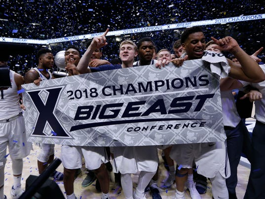 NCAA Basketball: Providence at Xavier