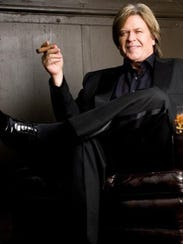 Comedian Ron White will perform at 8 p.m. Thursday