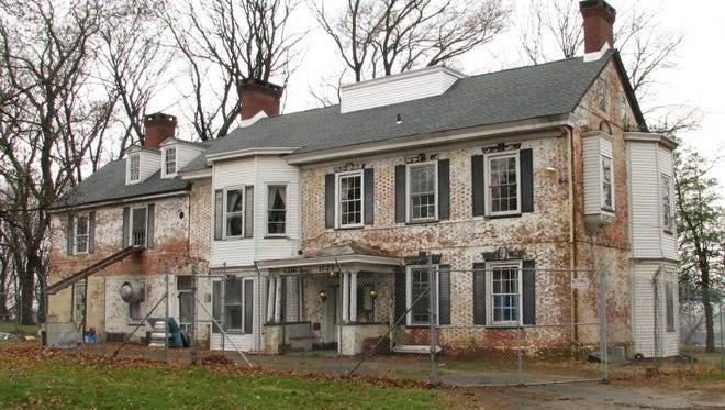 Image result for white hill mansion bordentown nj
