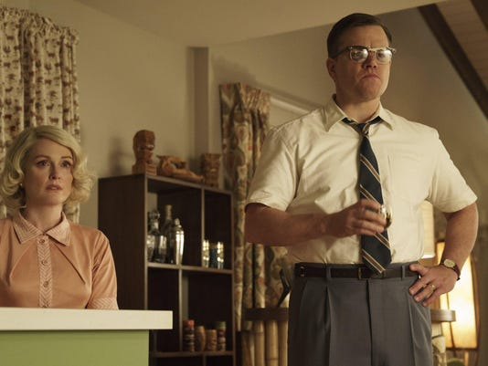 DFP suburbicon movie